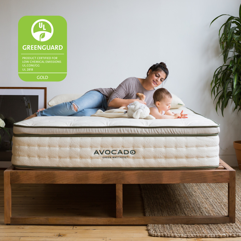 Organic Mattress, Natural Mattresses | Avocado Green Mattress®