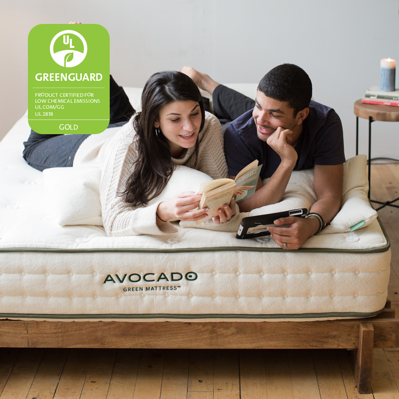 Affordable Non Toxic Mattress | Avocado Green Mattress®