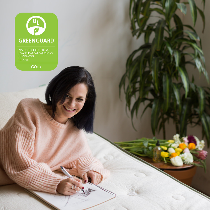 Eco Friendly Mattress | Sustainable Bedding | Avocado Green Mattress®