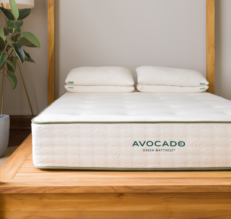 Avocado Mattress Experience Center Showroom
