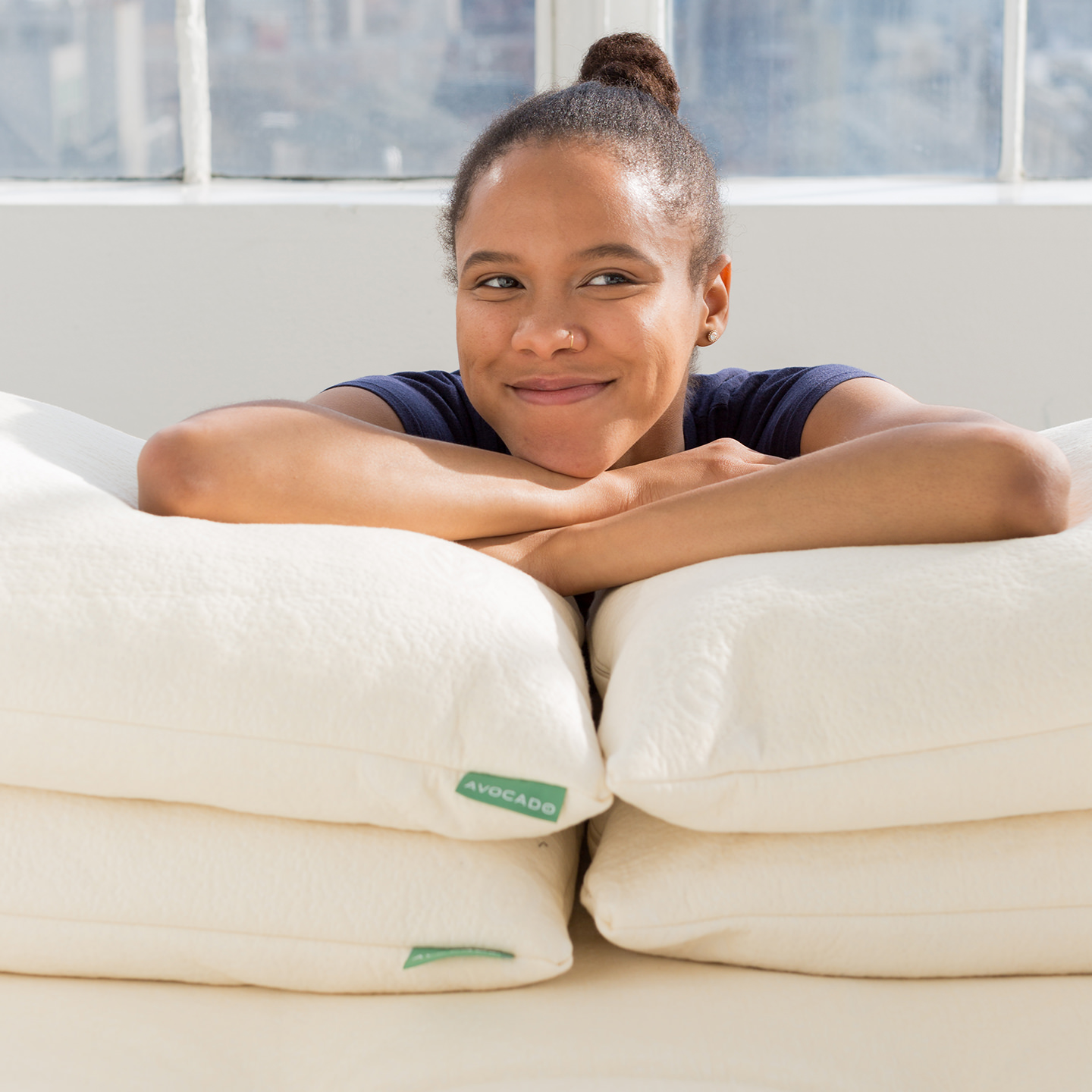 Memorial Day Sale Nontoxic Vegan Organic Pillows