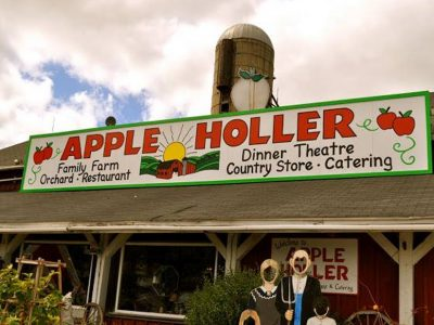 Become an Apple Holler Employee