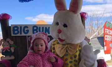 Big Bunny Easter Celebration