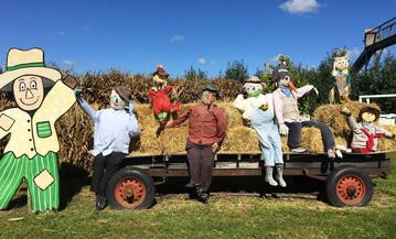 Fall Hay Rides