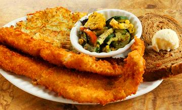 Fish Fry Entree