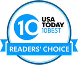 Apple Holler is one of the Winners of the Best Apple Orchard In USA TODAY'S 10Best Award Contest