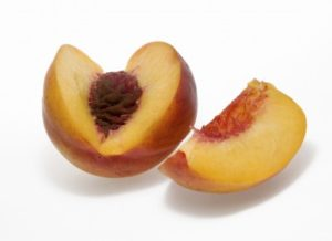 Semi-Freestone Peaches