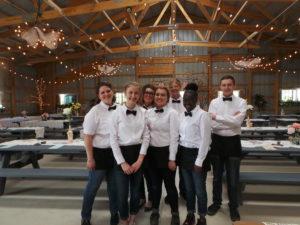 Apple Holler's Farm to Fork Fundraiser WRA