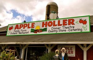 Apple Holler Exterior