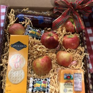 Apple Holler Cheese and Sausage Gift Box