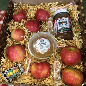 Apple Holler Honeycrisp Gift Box