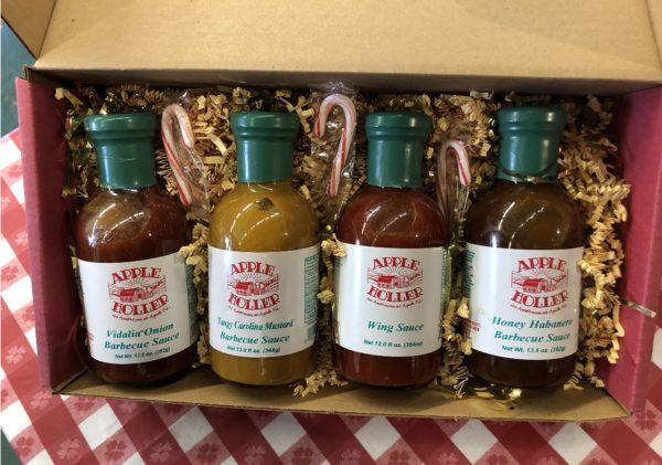 Apple Holler BBQ Sauce Gift Box