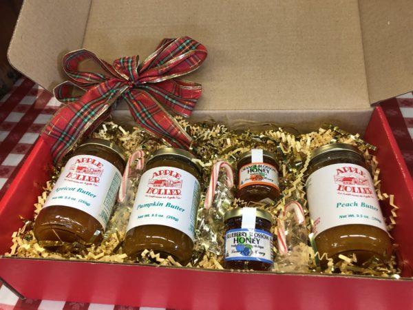 Apple Holler Fruit Butter Gift Box