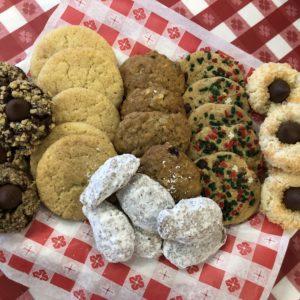 Christmas Cookies at Apple Holler