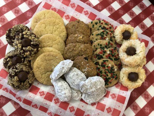 Christmas Cookies at Apple Holler