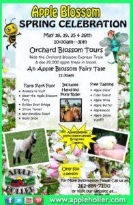 Apple Holler's Apple Blossom Spring Celebration