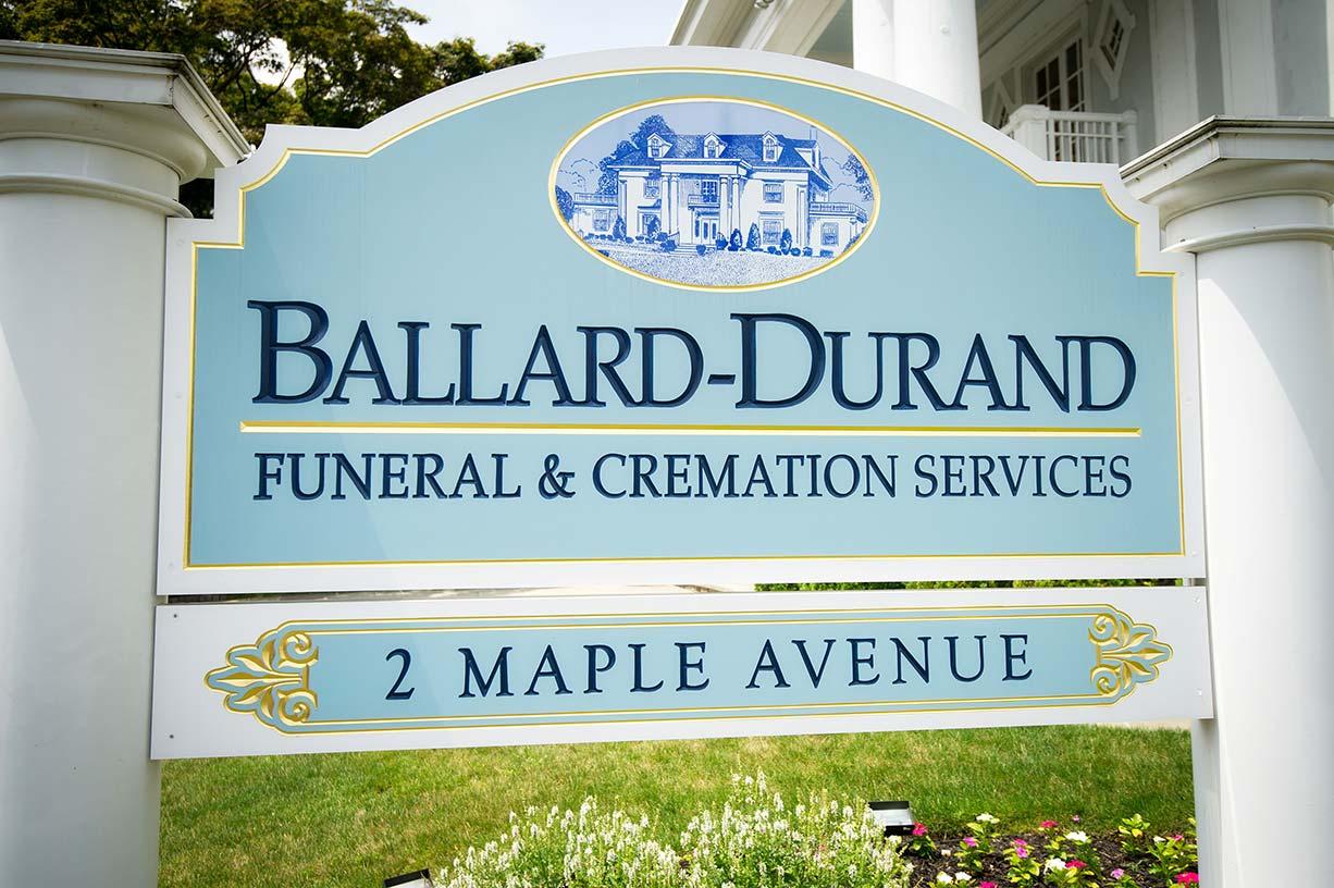 Ballard-Durand Exterior
