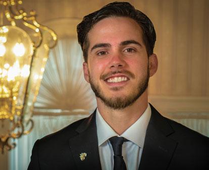 Christian Noernberg : Funeral Assistant