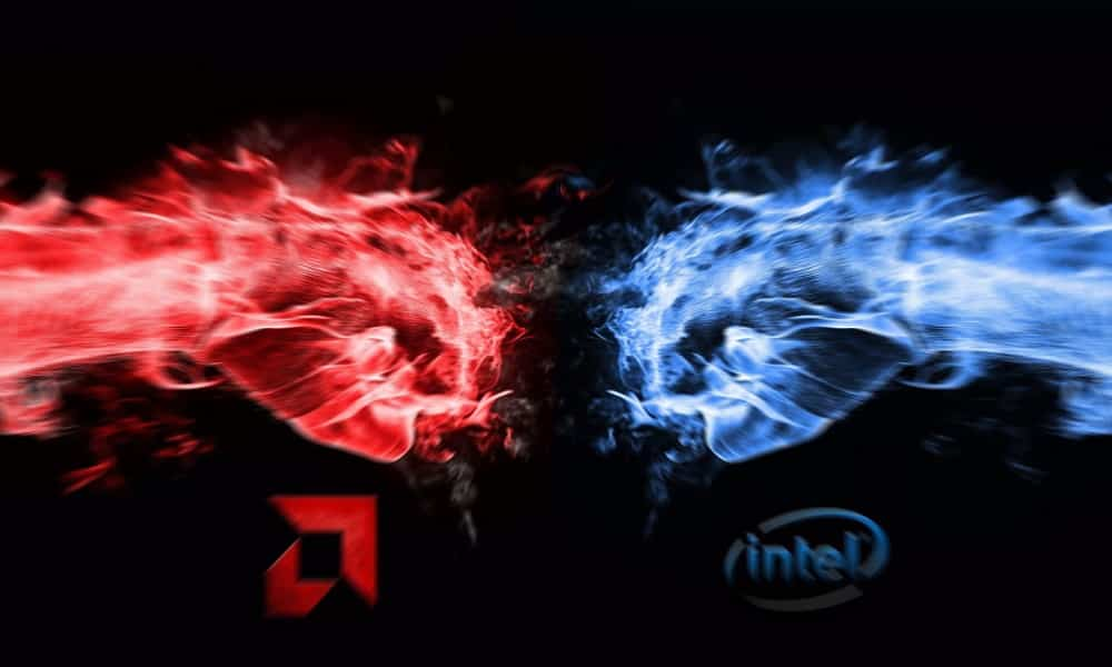 Competidores Intel, AMD.