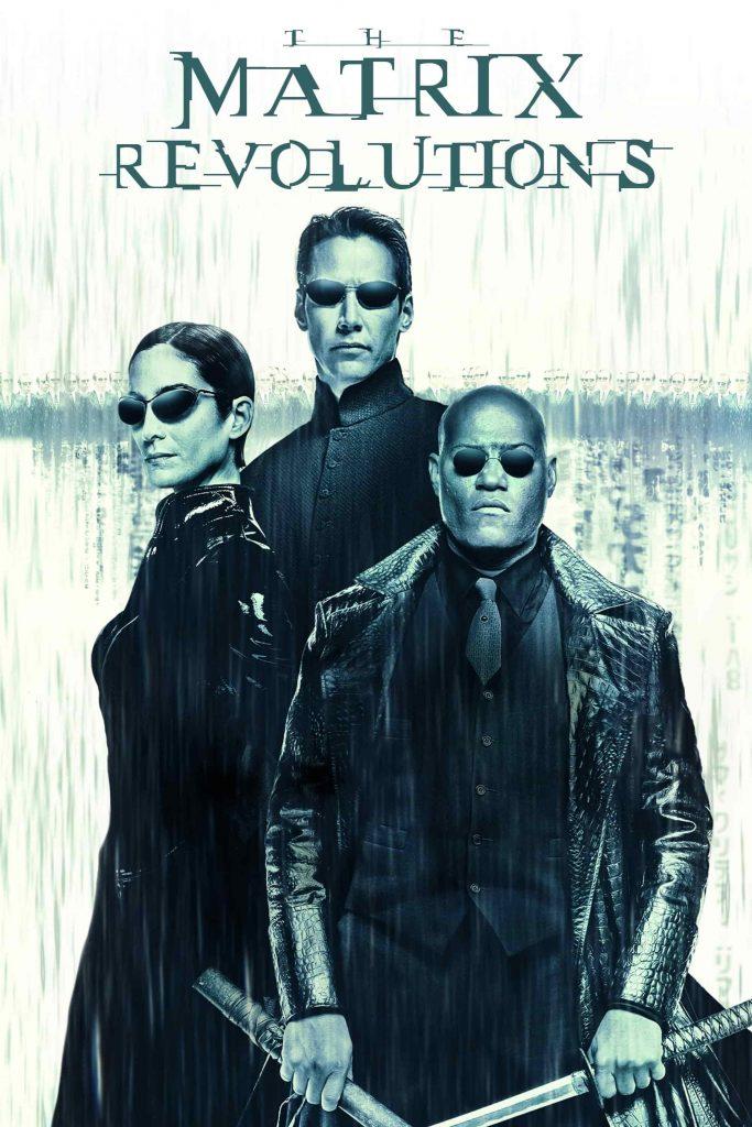 Matrix Revolutions (2003).    Gratis    HBO max