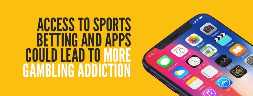 Sports bet addiction horse betting tips and tricks