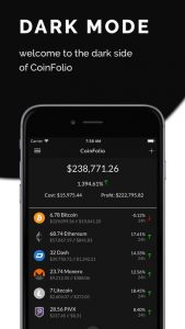 coinfolio_cryptocurrency_apps_ios_iphone_ipad