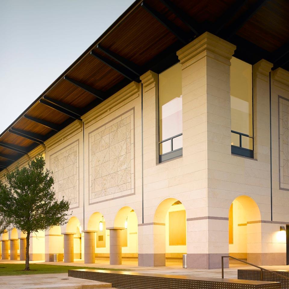 Home Austin S Blanton Museum Of Art
