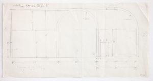 Ellsworth Kelly, Study for Chapel's North Wall, 1987