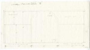 Ellsworth Kelly, Study for Chapel's East Wall, 1987