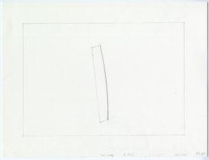 Ellsworth Kelly, Study for Chapel Wall Sculpture, 1987
