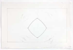 Ellsworth Kelly, Study for Chapel Painting, 1987