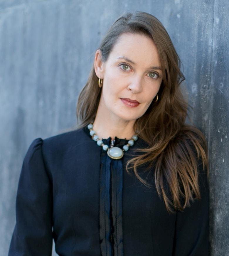 Headshot of Vanessa Davidson, Curator of Latin American Art at the Blanton Museum of Art