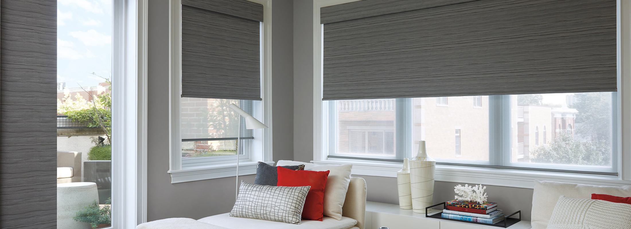 Get the Designer Roller Shades by Hunter Douglas at The Blinds Man