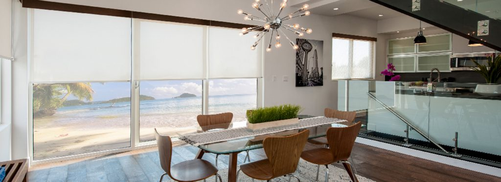 Get Soluna Roller Shades by Norman at The Blinds Man