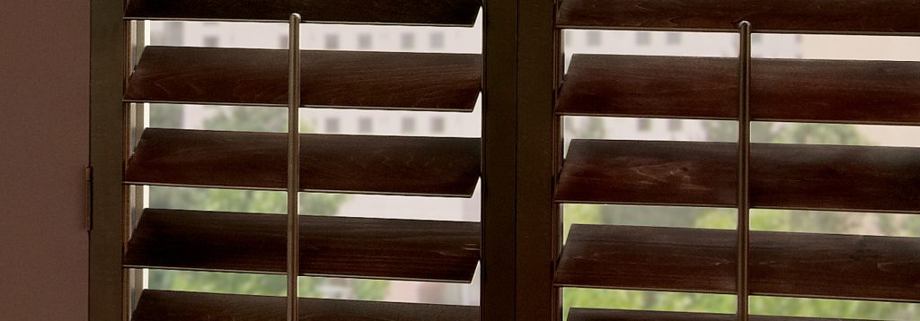 Get Wood Shutters by Graber at The Blinds Man