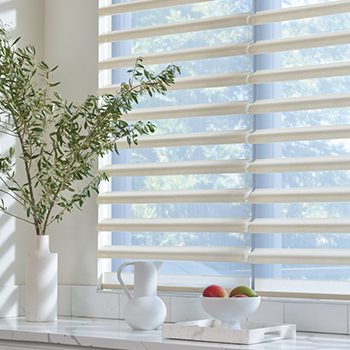 Pirouette Window Shadings by Hunter Douglas at The Blinds Man