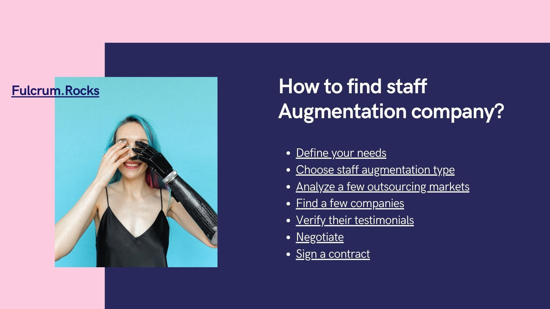 How to find staff augmentation company?