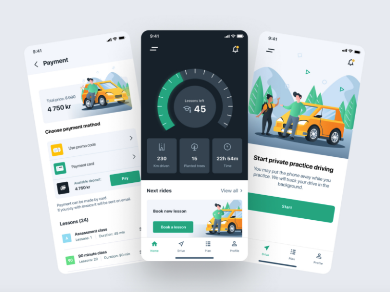 Kör, first-ever educational platform for drivers in Norway