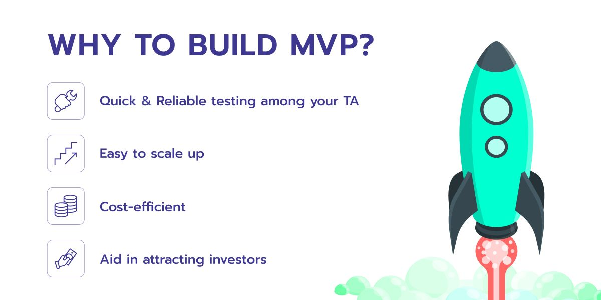 Why to build MVP?