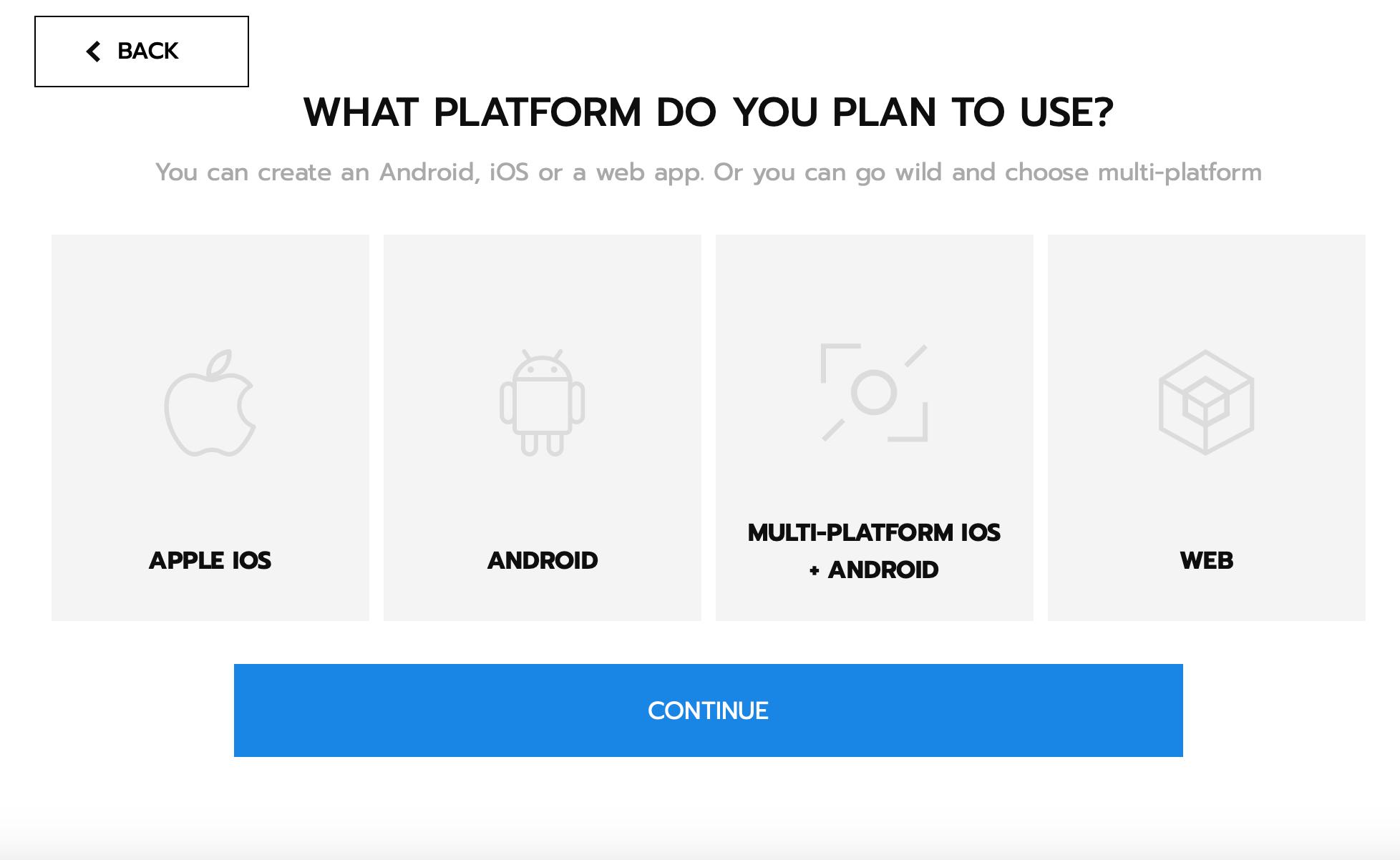 App Cost Calculator