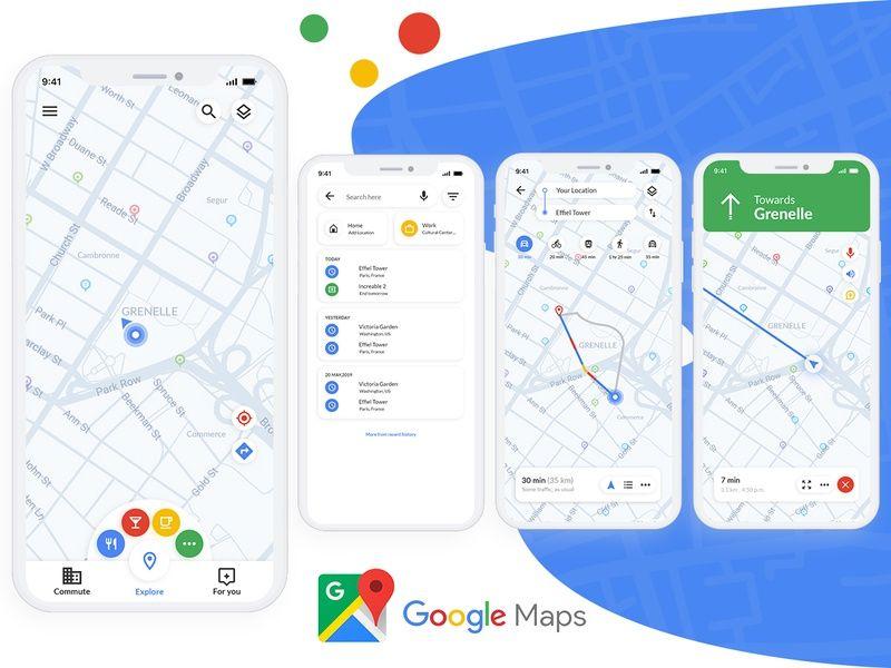 Google Maps API