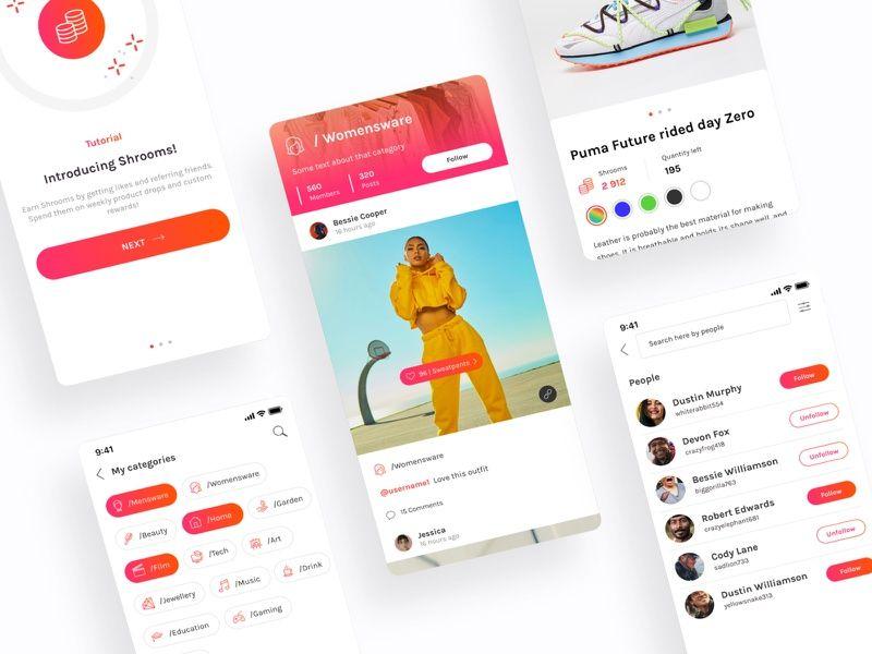 Hyfa cross-platform app