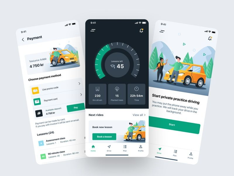 Our team designed and developed an iOS and Android app to connect students and instructors, integrating several APIs.