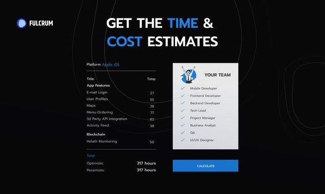 how to estimate software project cost?