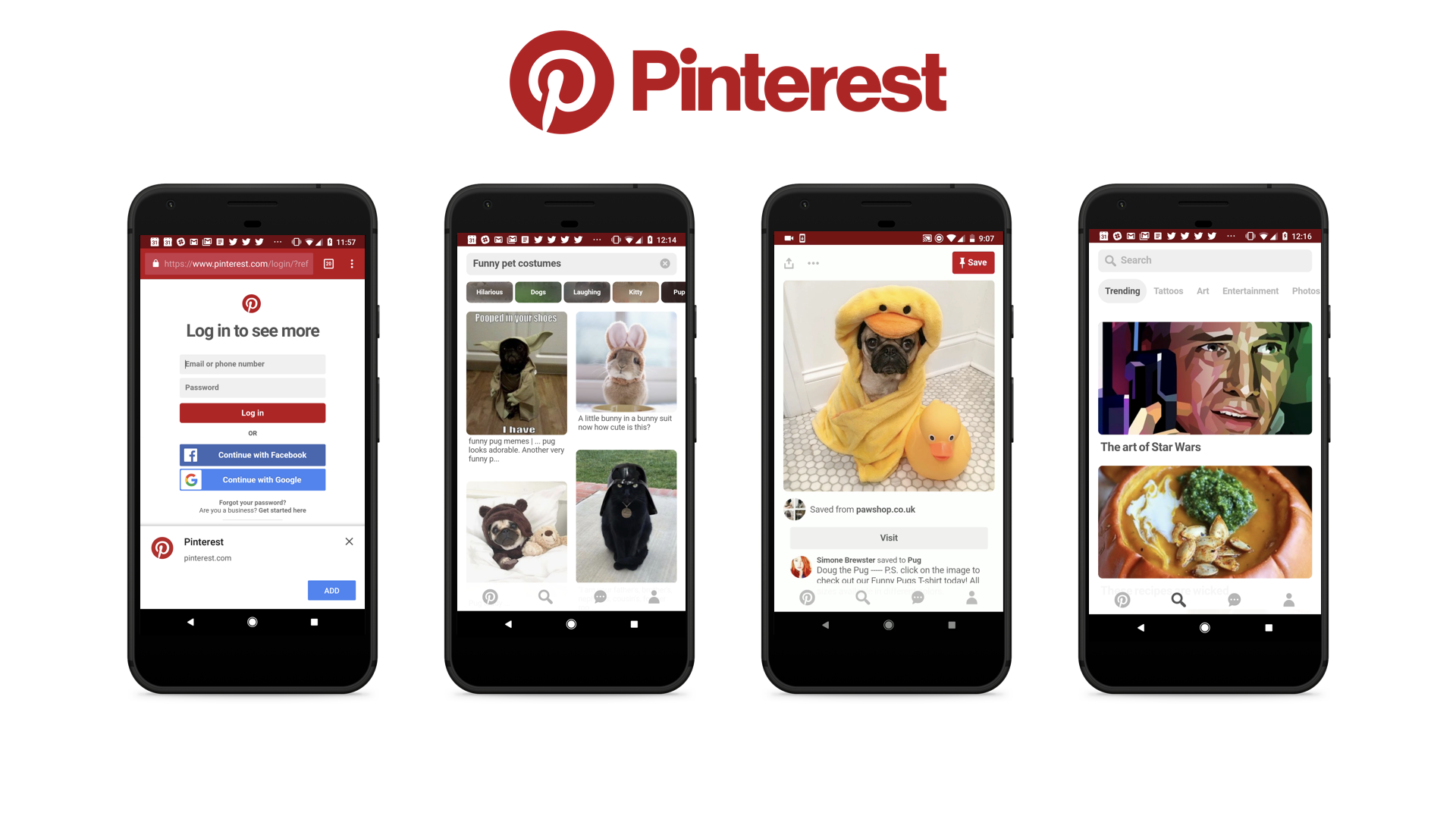 With a focus on international growth, Pinterest started their new mobile web experience from the ground up as a PWA.