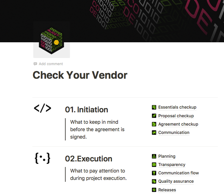 The Juicy Guide to Choosing the Right Outsourcing Vendor.