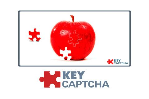 key captcha example.