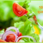 10 alimentos que ajudam a reduzir a fome