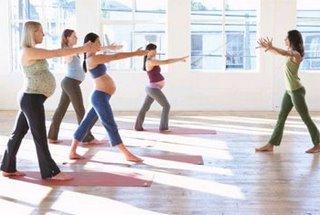 Seis atividades físicas para gestantes