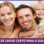 O plano de saúde certo para a sua família